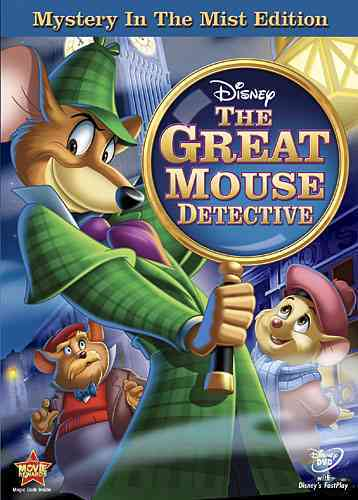 GREAT MOUSE DETECTIVE:MYSTERY IN THE BY PRICE,VINCENT (DVD)